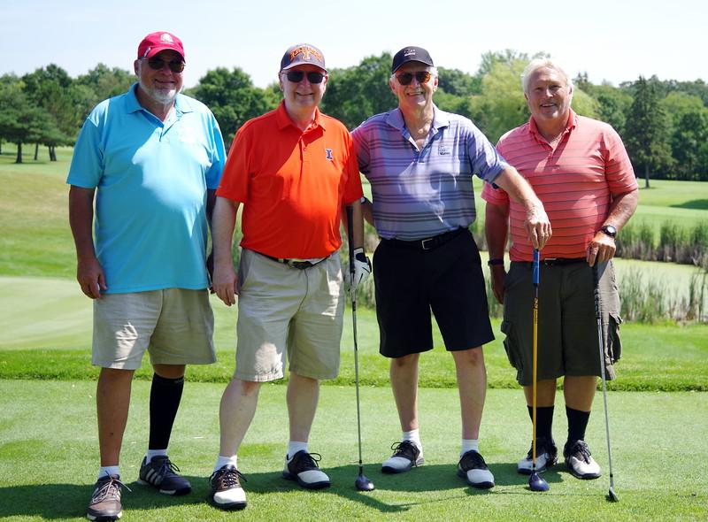 Barbershop Harmony Open 2018 Elk River Golf Club, MN