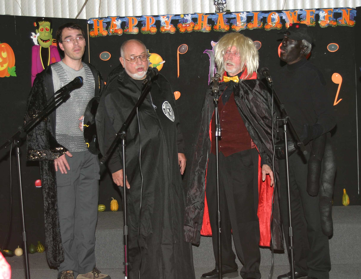 Wizards Show Appearance  2006