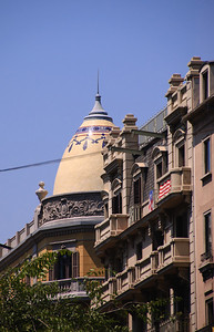 Tiled Dome