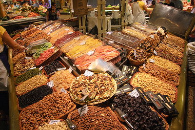 Seeds, Nuts & Dried Fruit