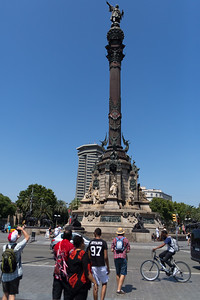 Barcelona Mediterranean Cruise July 24 2015  001