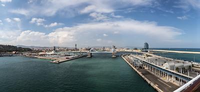Barcelona Mediterranean Cruise July 24 2015  012