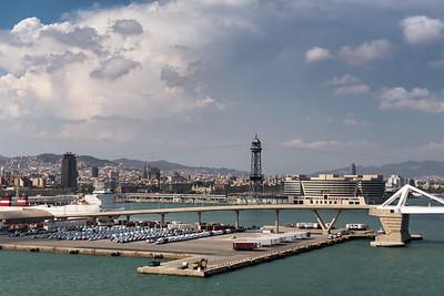 Barcelona Mediterranean Cruise July 24 2015  011