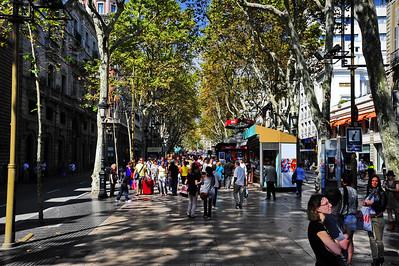 Las Ramblas_Barcelona