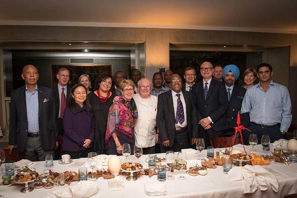 Global TB Summit Dinner
