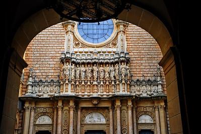 Montserrat_Basilica_facade_framed_D3S0099