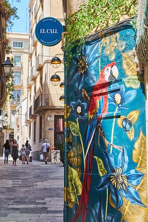 Gothic Quarter,Barcelona