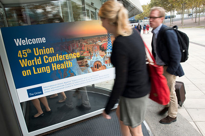 45th Union World Conference on Lung Health, Barcelona, Spain.