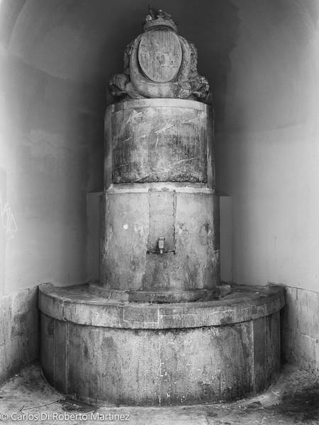 Water Fountain near Raval