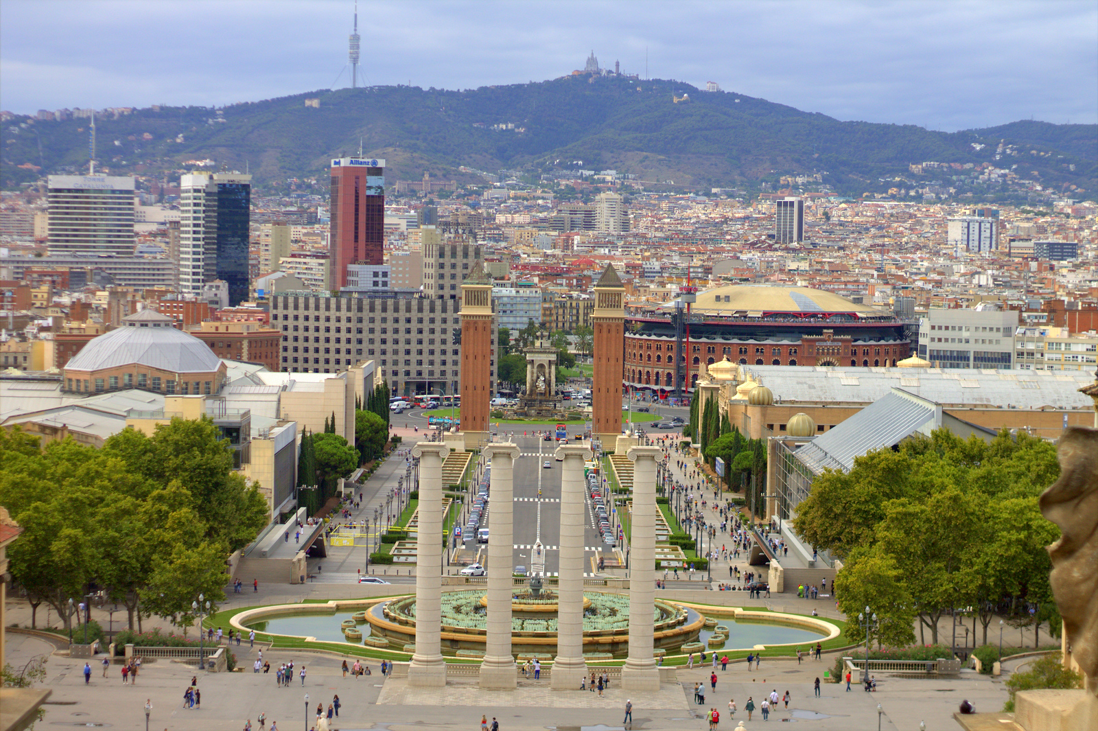 3 Days in Barcelona - Panoramic Views