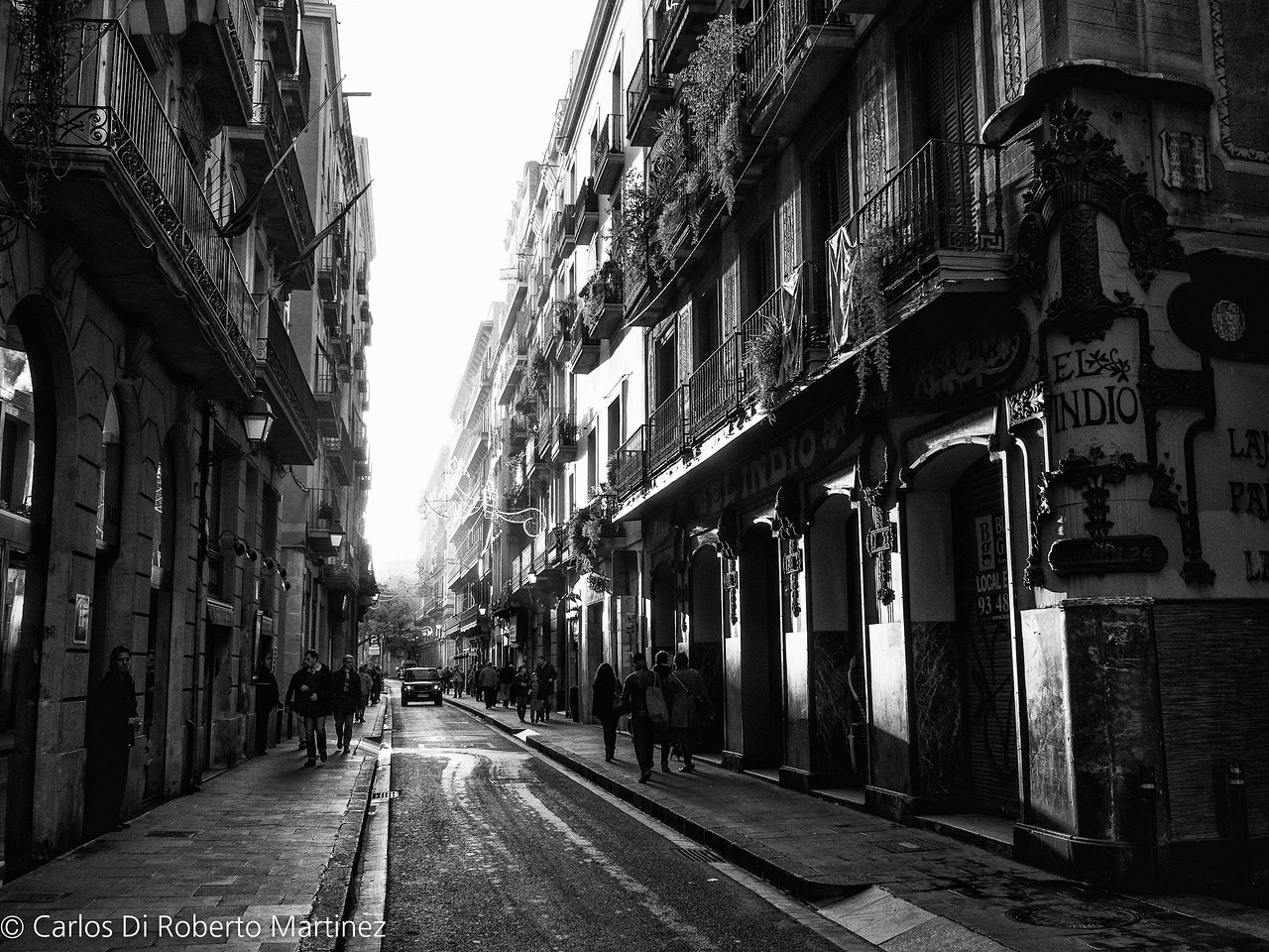 Winter Morning at Raval