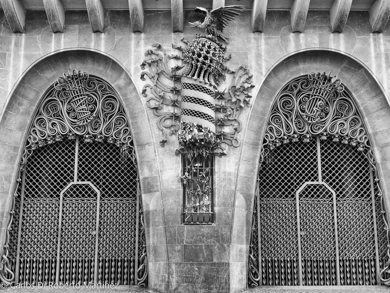 Guell Palace by Gaudi