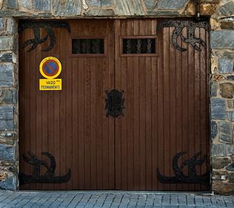 2011-5-17 Entrances of Barcelona