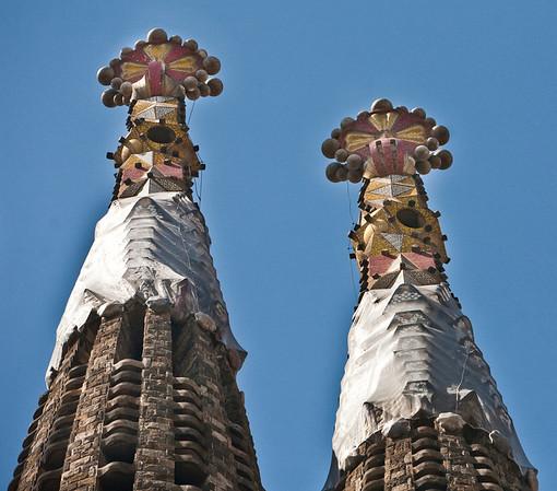 May 2011 Sagrada Familia