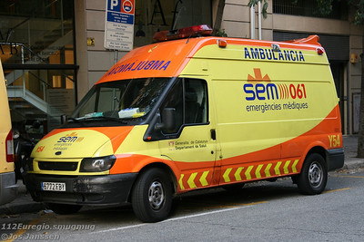 Bombers - Policia - Ambulancia