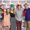 Katelyn Judd, Arabella Panlovich, Alvis King, Brandon Burk and Matt Wallace.