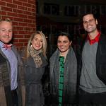 Eric Norrington, Allie Rawley, Katie and Derek Traughber.