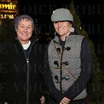 Jennifer Coe and Theresa Smith.