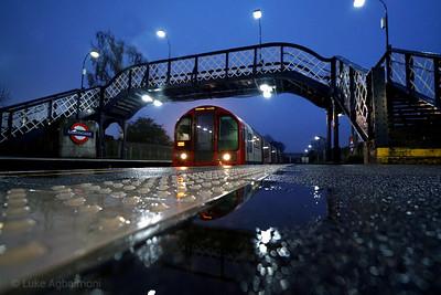 Barkingside Station