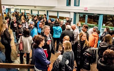 Barkley Night in Canada, 2016 Photo: Scott Robarts Photography