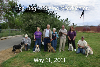 Top Dog Graduation May 11, 2011 am