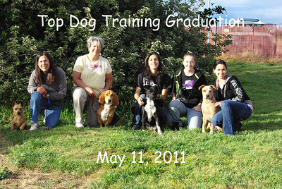 Top Dog Graduation May 11 evening