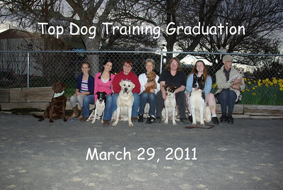Top Dog Graduation 3-29-11
