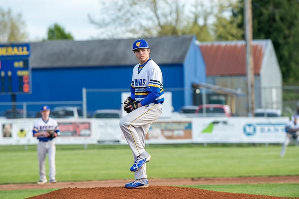 2016 04-15 Baseball - Barlow v Oregon City