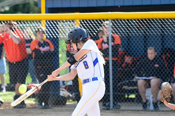 2015 05-25 Softball - Barlow v Roseburg
