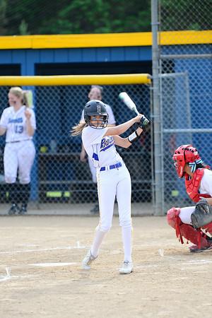 2015 05-29 Softball - Barlow v South Salem