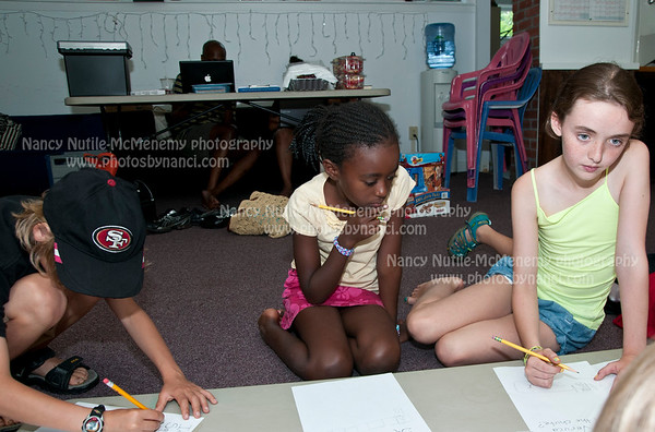BarnArts Summer Youth Theatre Institute 2014