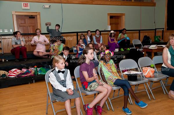 Willy Wonka Dress Rehearsal