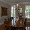 Formal Dining, Kitchen to left