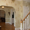 Entry with Parlor thru to Family Room