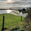 River Don bursts its banks!