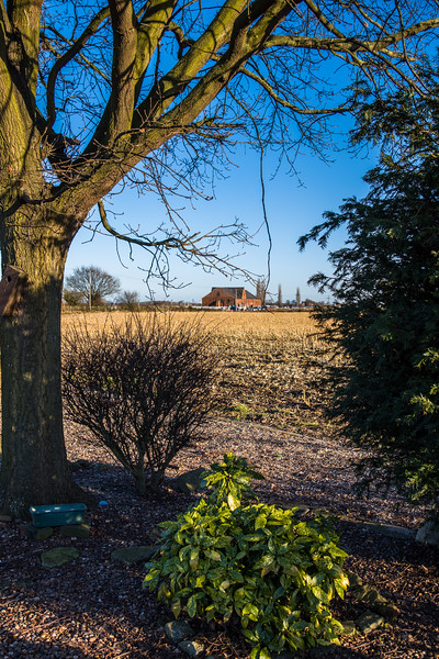 Barnby Dun view of old malt house