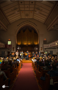 Barnel Bentall & The Grand Caribou Opry | First Metropolitan United Church | Victoria BC