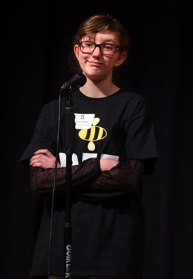 2017 Barnes & Noble Boulder Regional Spelling Bee