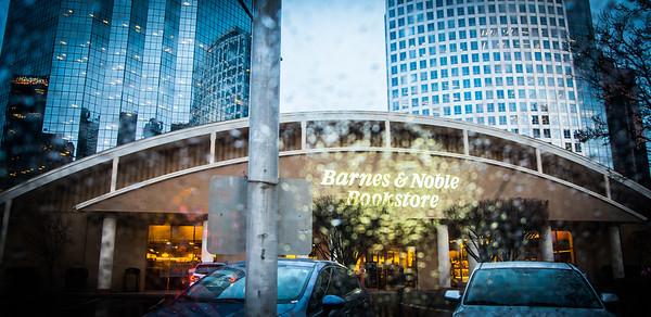 Barnes & Noble, Bellevue 2018
