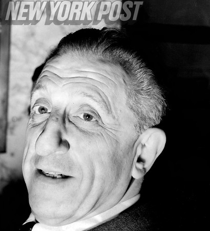 Henri Bernstein, French Playwright 1939