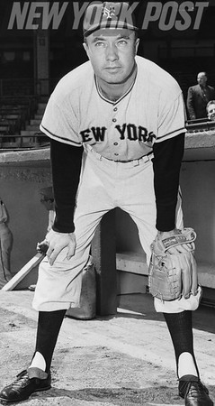 New York Giants Outfielder George Wilson