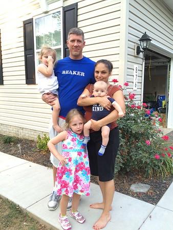 Barnhart Family
