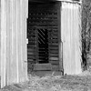 Barns (B & W) # 6