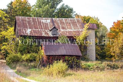 Old Barn: Lake Leelanau, MI