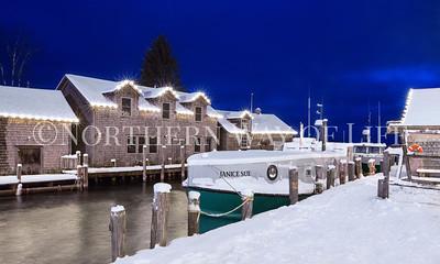Fishtown: Leland, Michigan