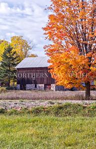 DeYoung Barn: Traverse City, Michigan