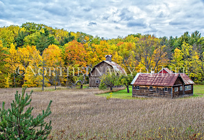 Bufka Barn: Leelanau County, Michigan