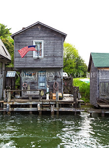 Fishtown Shanty in Leland