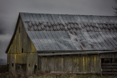 Old Barn HDR Burlington WA 3-12-17