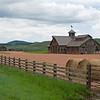 Old barn in Colorado